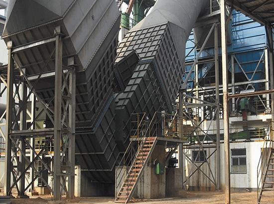 福建三寶鋼鐵集團燒結風機